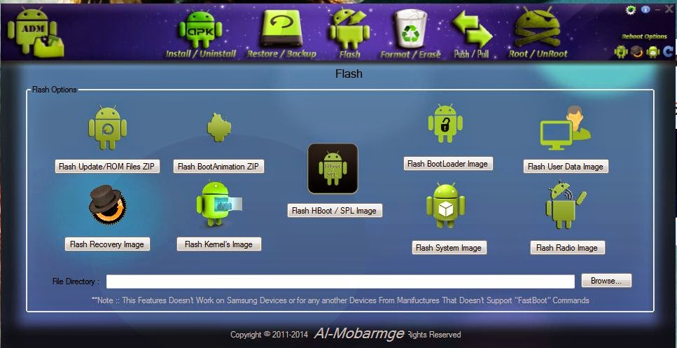 how to get out of android system recovery
