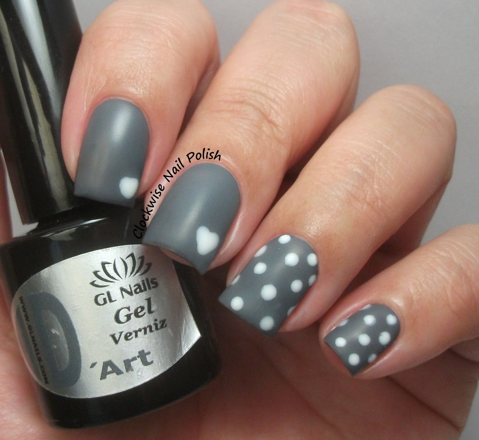 The Clockwise Nail Polish: GL Nails D\'Art Gel Polish Review