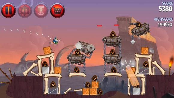 Angry Birds Star Wars 2 screen 4 Angry Birds Star Wars 2 v1.0 Cracked 3DM