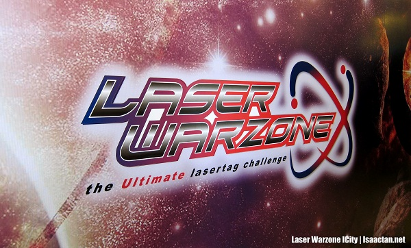 laser tag event at Laser Warzone