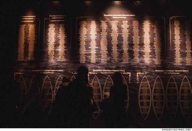 Список погибших на Титанике