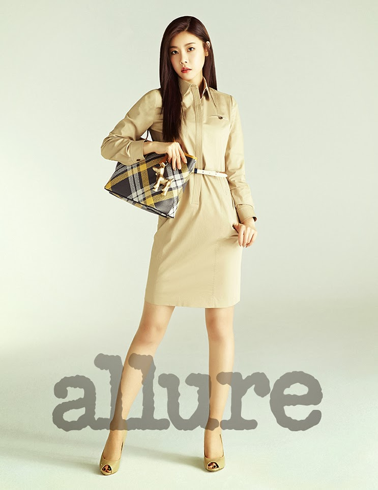 Girl's Day - Allure Magazine March Issue 2014