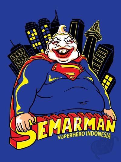 Semarman - Karikatur Selebriti Indonesia