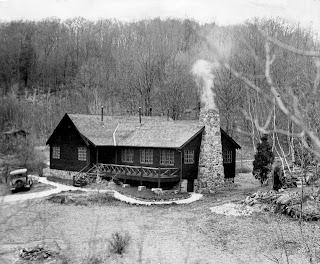 1940s cabin