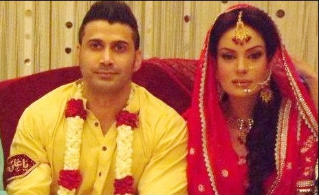 Sadia Imam Wedding pics