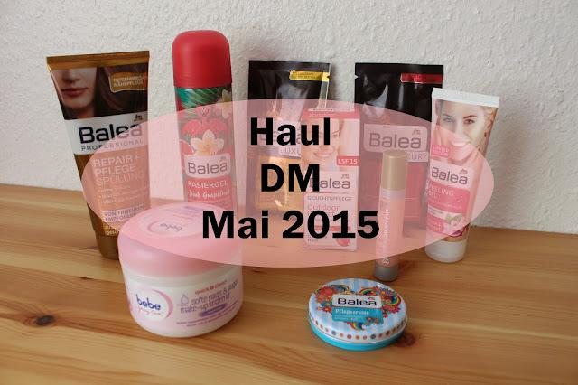 DM Haul Mai 2015