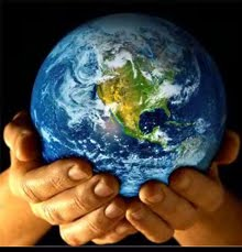 He's got the whole world in His hands: