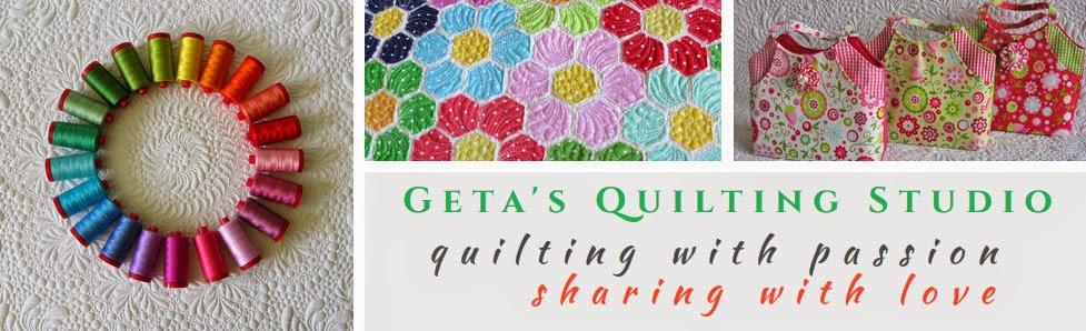 Geta's Quilting Studio