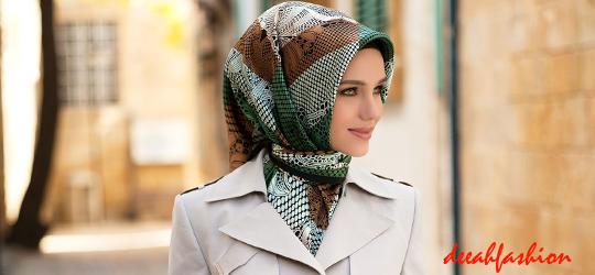 Hijab Kantor Jilbab Kerja Modis Kece
