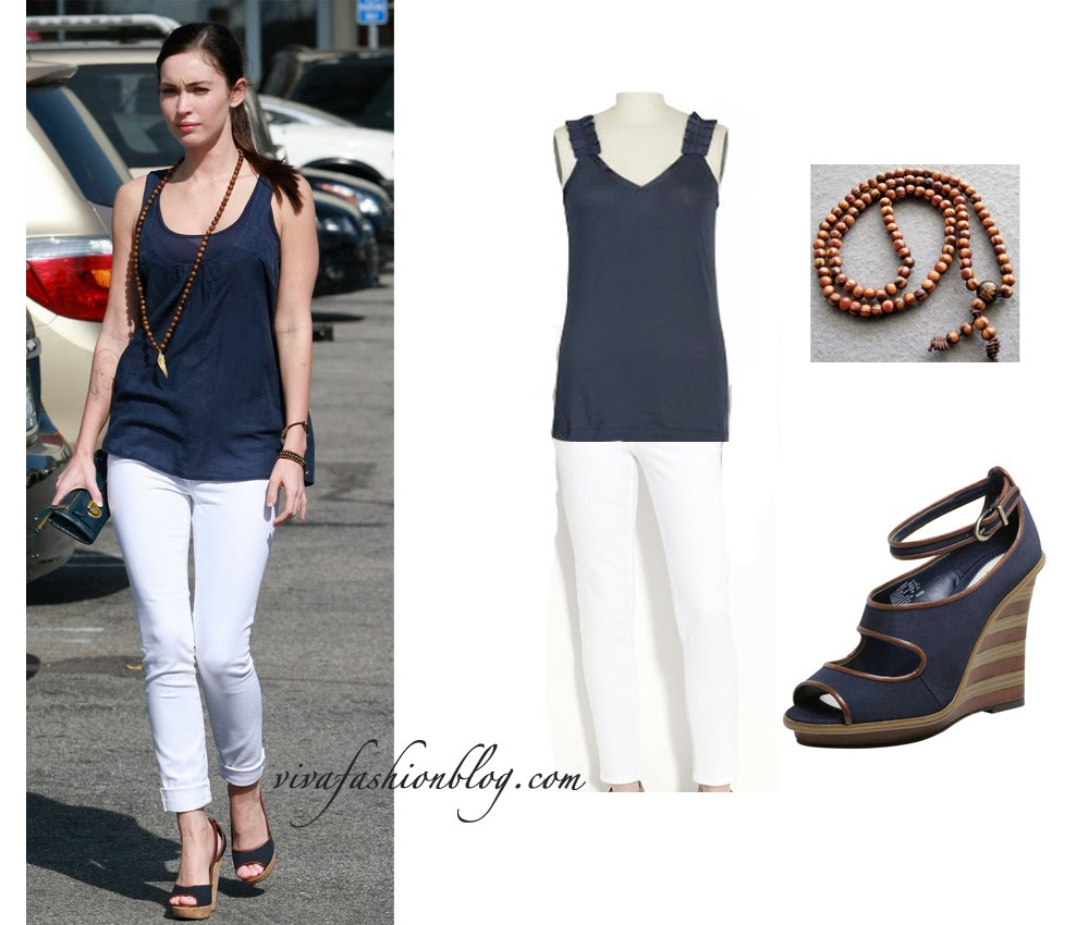 Steal Her Look Megan Fox Viva Fashion