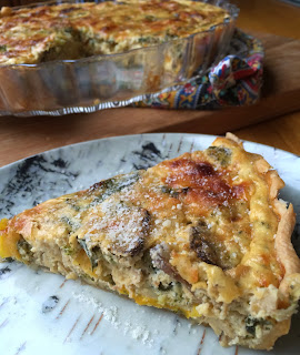 Buttermilk Quiche