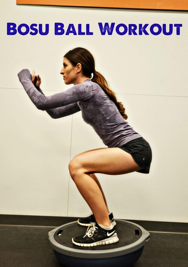 Fit Friday- Bosu Ball Workout