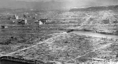 The U.S. Government Dropped Nuclear Bombs on Two Japanese Cities in 1945