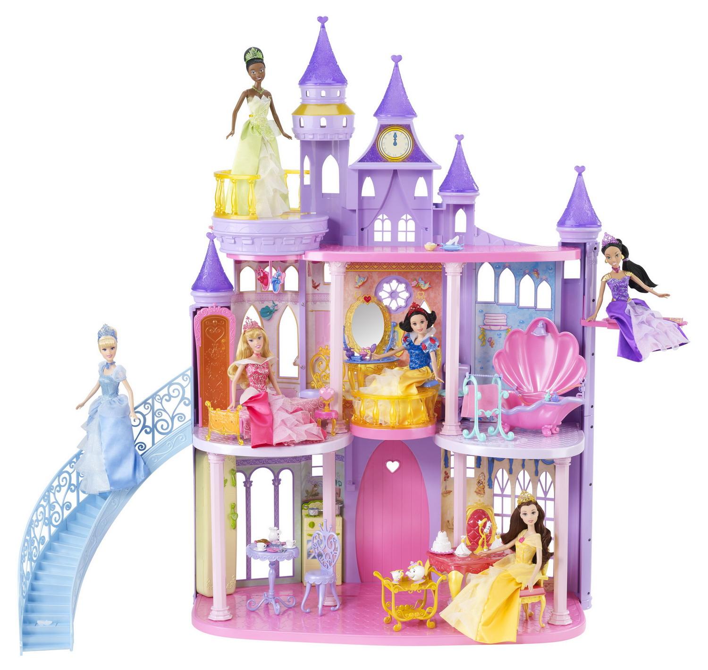 Fondos princesas Disney con castillos - Imagui