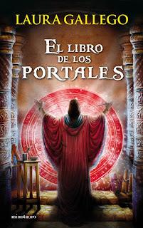 libro portales laura gallego minotauro