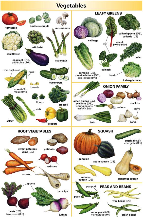 Aprende ingl s en la cocina foodstuffs alimentos for Utensilios de cocina nombres e imagenes