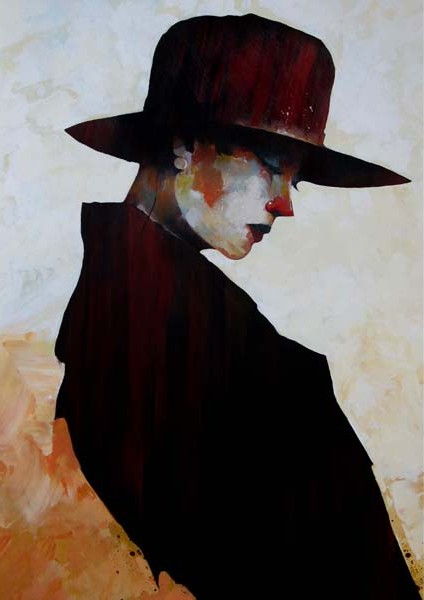 Doctor Ojiplático. Bruce Holwerda. Pintura | Painting