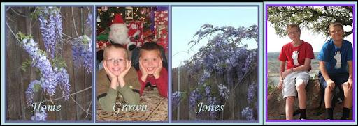 Home Grown Jones