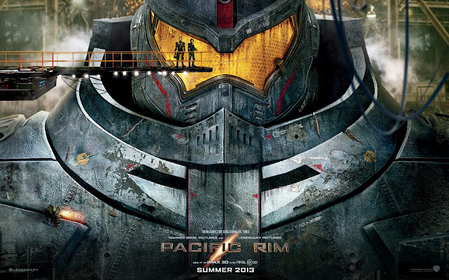 Pacific Rim 2013 Movie Wallpaper
