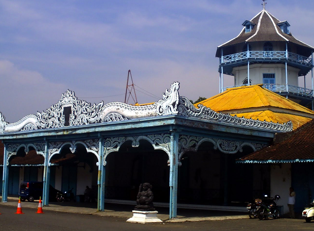 Tempat Wisata di Solo Keraton Surakarta