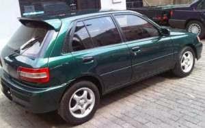 Daftar Harga Toyota Starlet Bekas (second) Tahun 1996-1998