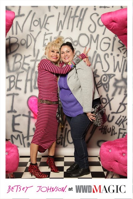 wwd, magic, betsey johnson, fashion, style icon, untamed style, plus size fashion,