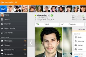 Esta es la nueva app Twoo Android version 6.0.1