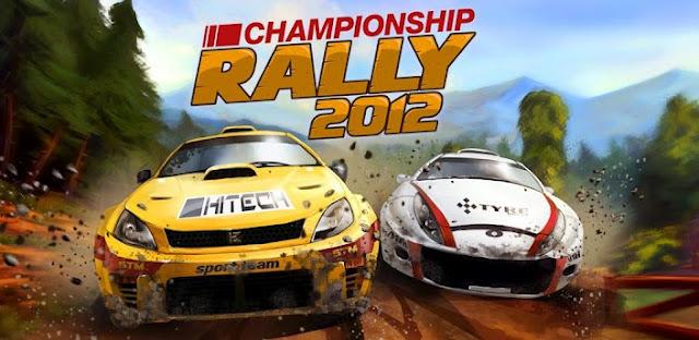 Championship Rally 2012 v1.1 Apk - Game Free