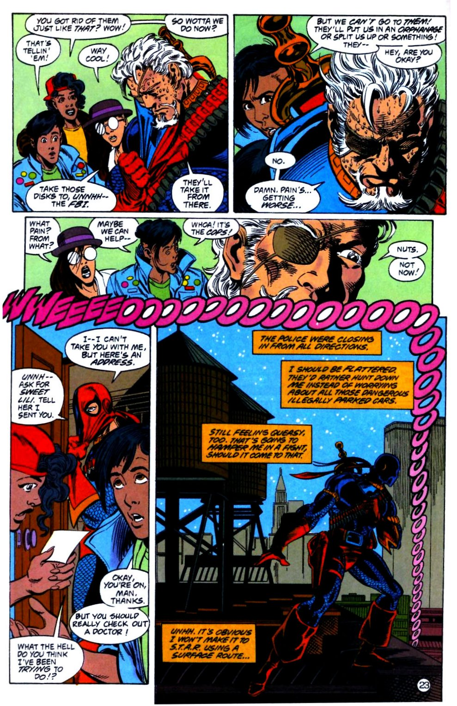Deathstroke (1991) Issue #14 #19 - English 24