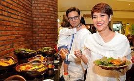 Restoran Ashraf Sinclair - Nuansa Sunda