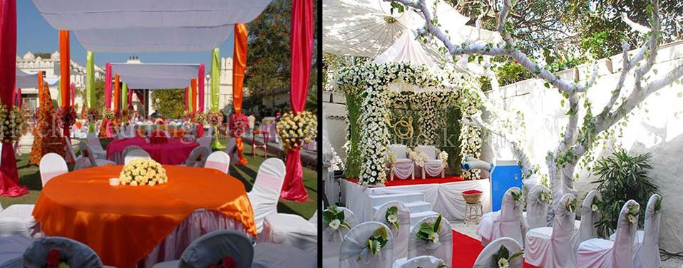 How To Decorate A Wedding