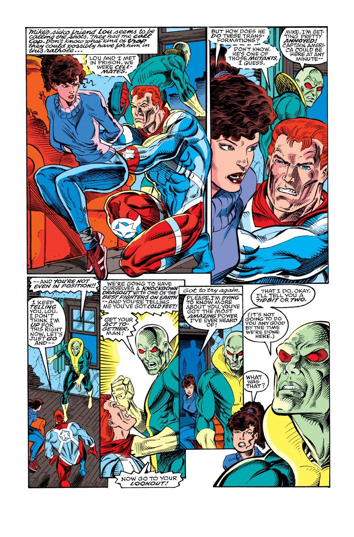 Captain America (1968) Issue #439 #389 - English 15