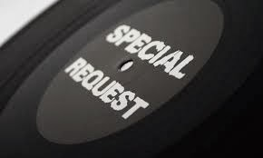 MUSIC SPECIAL REQUEST