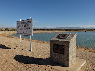 Bernard Galleano Reservoir Viewing Area