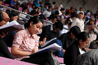 Dipastikan Ujian Kompetensi Dasar CPNS Dilaksanakan 8 September 2012