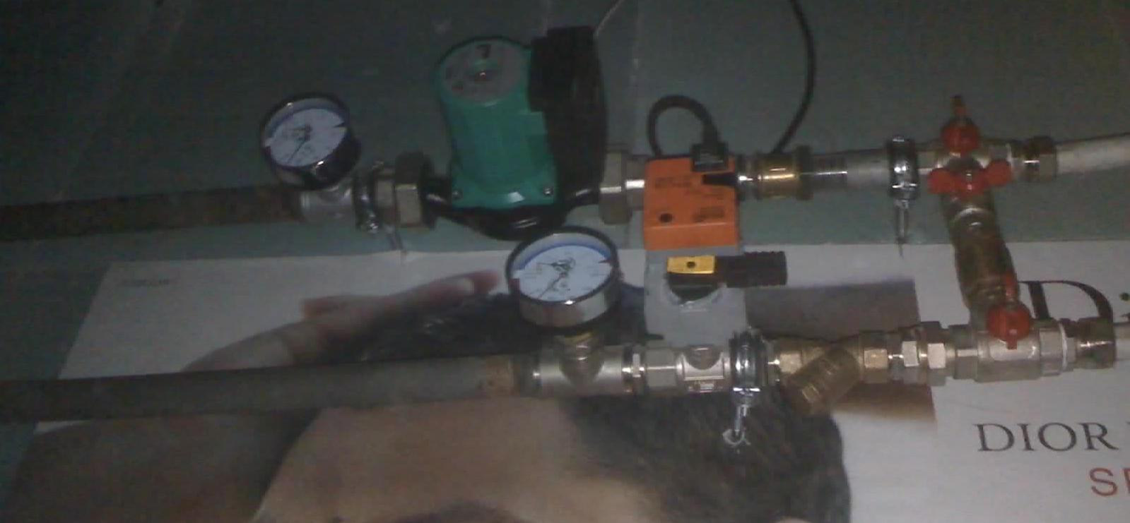 Производитель узла обвязки теплообменника беларусь калач теплообменник