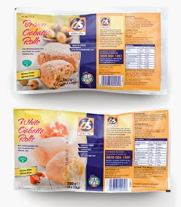 DS Gluten Free Ciabatta Roll