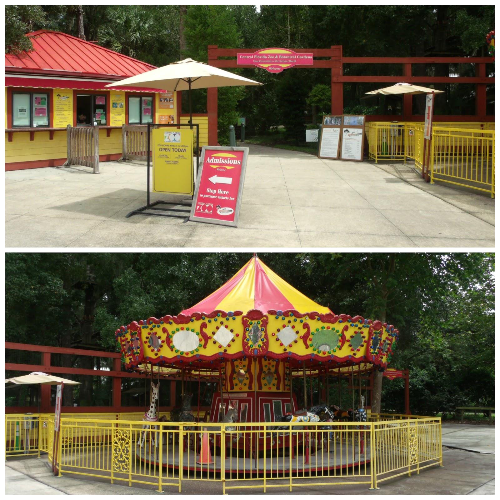 Central Florida Zoo And Botanical Gardens