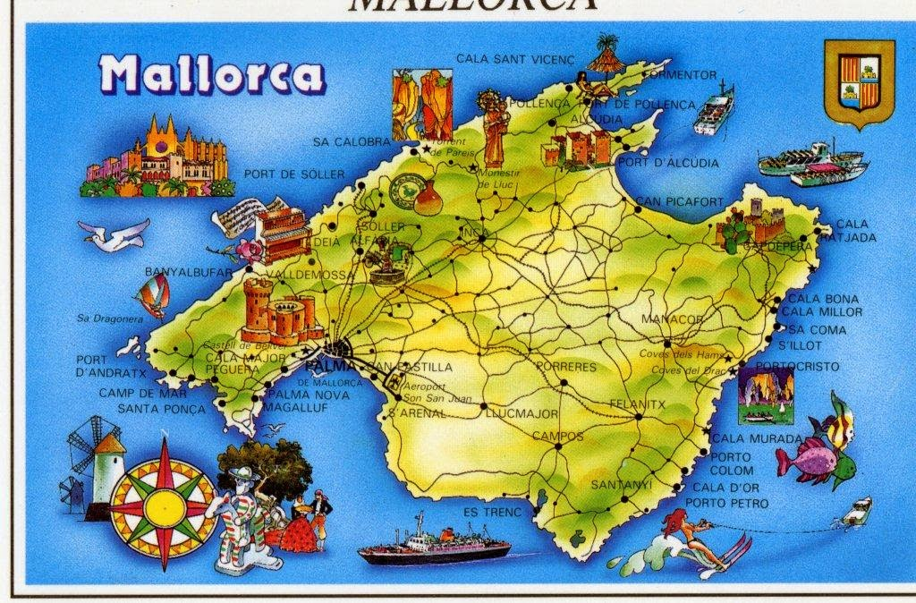 dating p mallorca Car rental in mallorca  the official residence of the spanish royal family which was originally an islamic fort dating back to the 13th century.