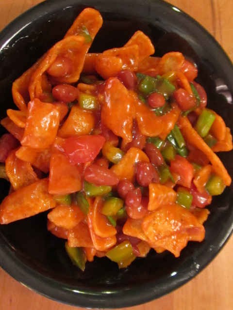 Gluten-free Cooking Made Easy: Recipe for Corn Chip Salad