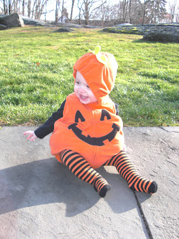Little Pumpkin Girl!