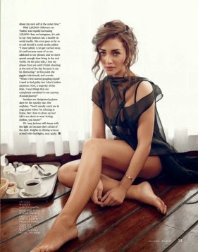 Amy Jackson Bikini Photoshoot for Maxim India March 2015 Issue