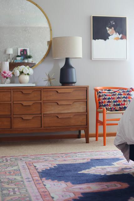 Einrichten und Wohnen wie ein Hipster - Farbe und dänisches Design im Schlafzimmer