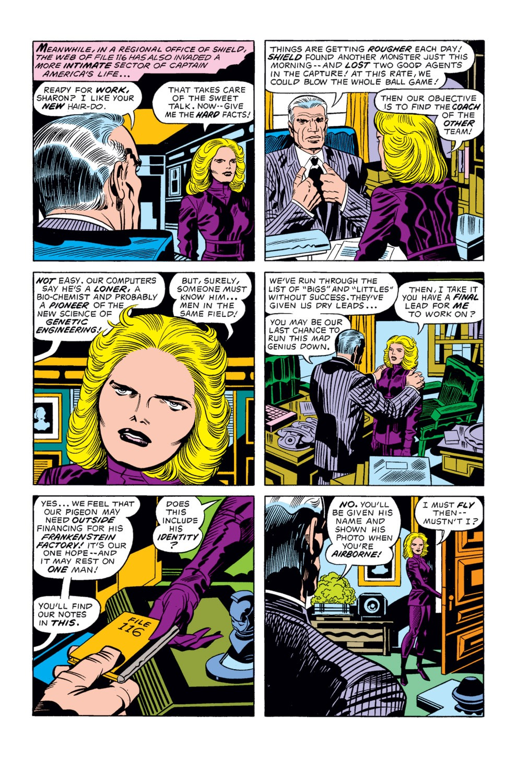 Captain America (1968) Issue #210 #124 - English 11
