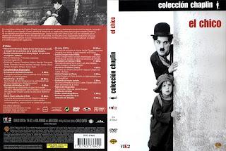 Carátula: El chico (1921) The kid