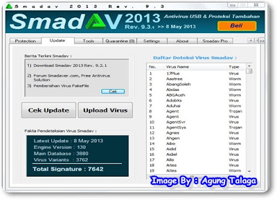 Smadav terbaru 2013, smadav 2013 Rev. 9.3 plus registrasi key