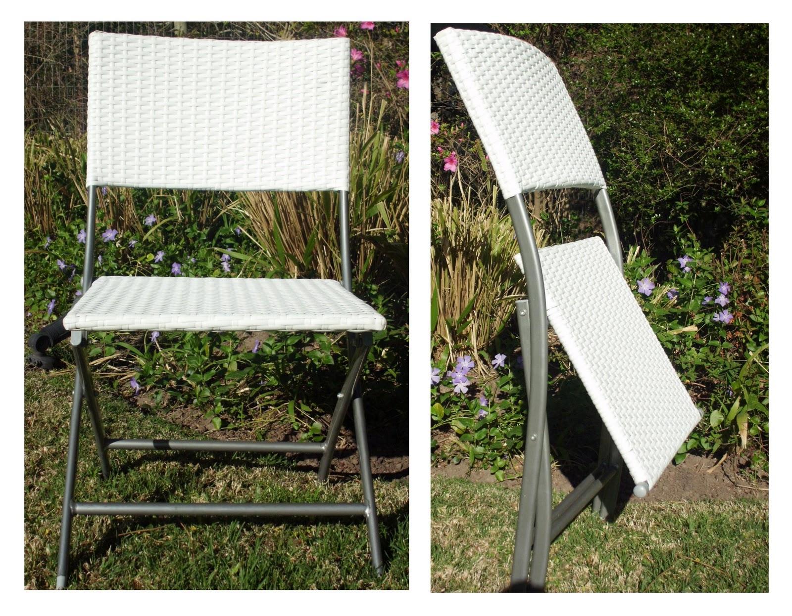 Lark jardin sillas de jardin en aluminio y rattan - Sillas de jardin de aluminio ...