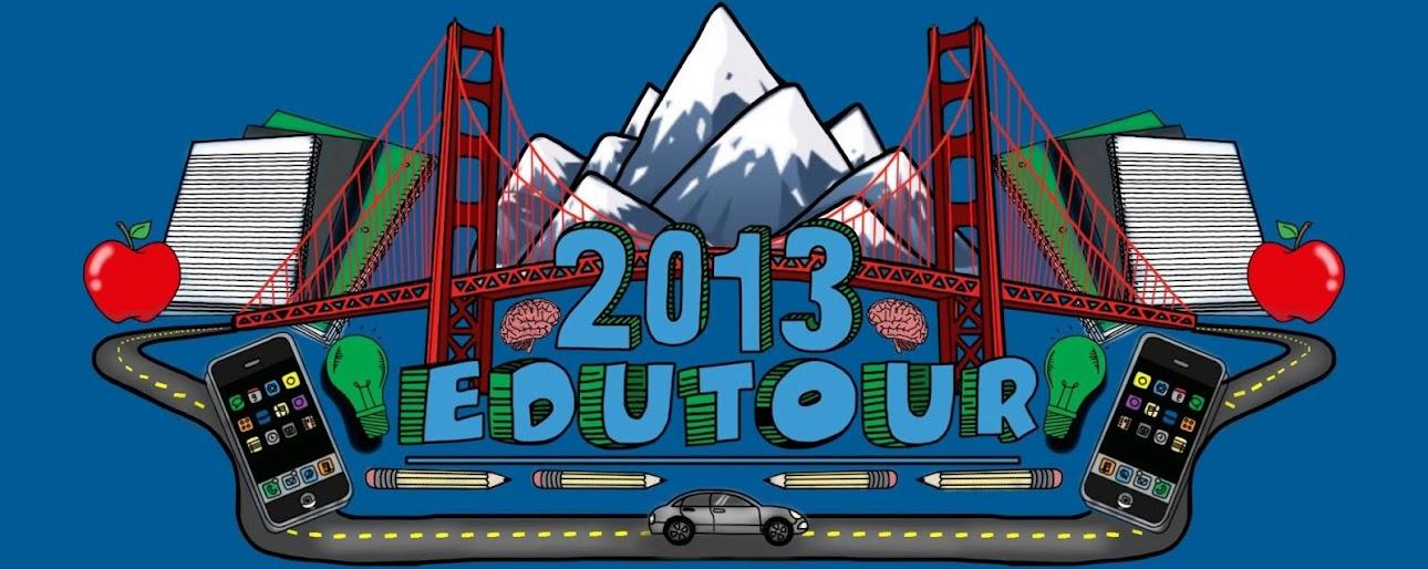The #EduTour