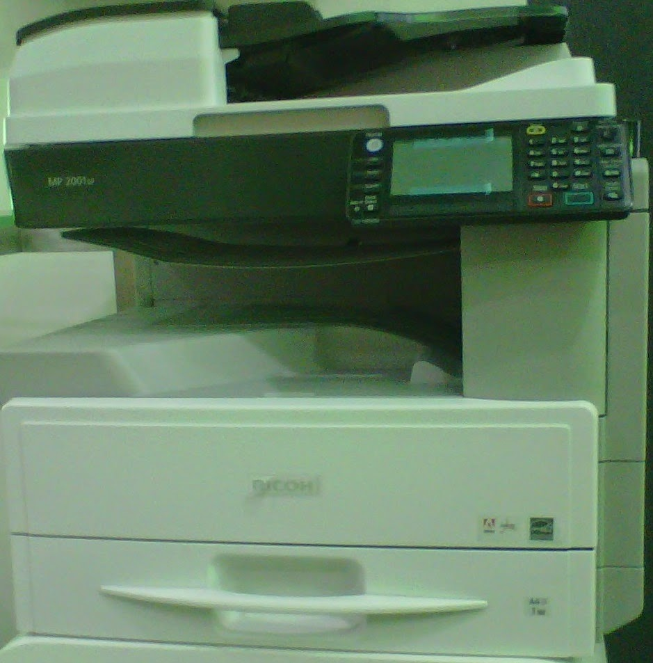 RICOH MP 2001L