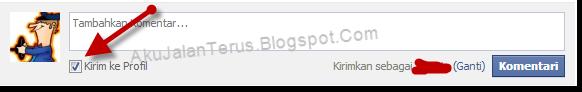 Komentar FB Di Blogspot Blogger